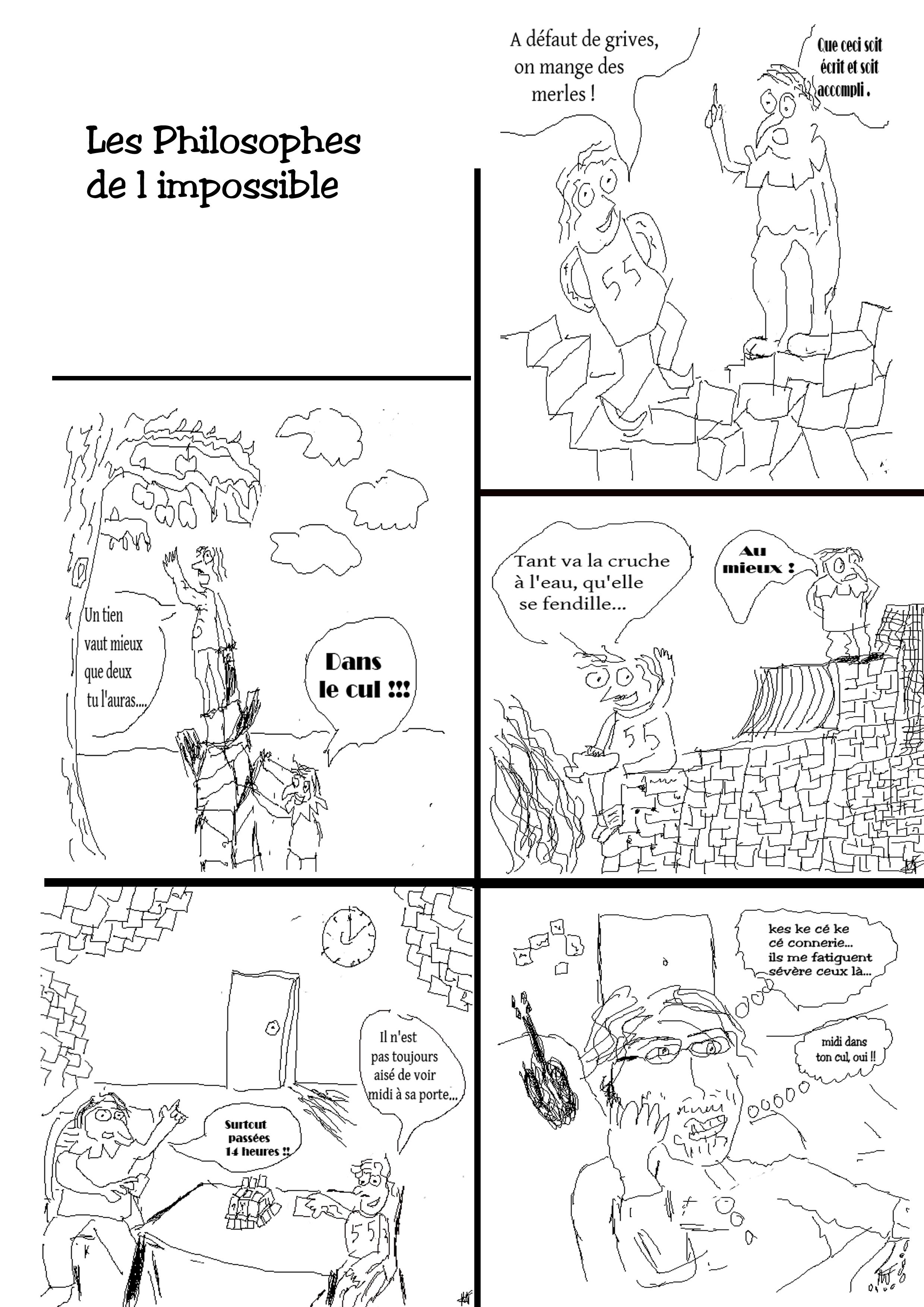 les Philosophes de l'impossible